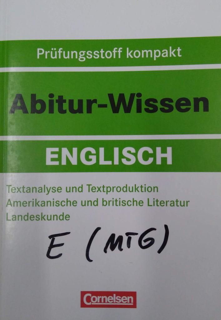 "Cornelsen ""Abitur-Wissen"""